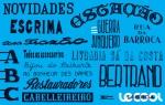 Tânia Raposo's lettering work