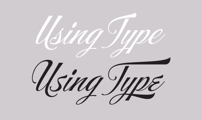 Alternates, Ligatures