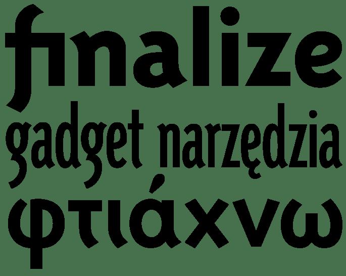 triplex_sans