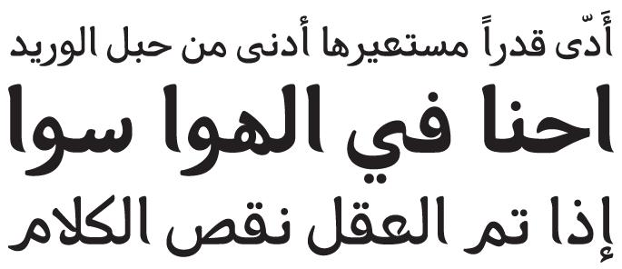 Arabetics Harfi