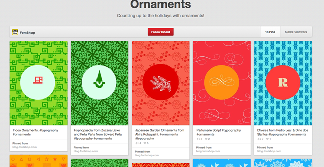 Pinterested: Ornaments