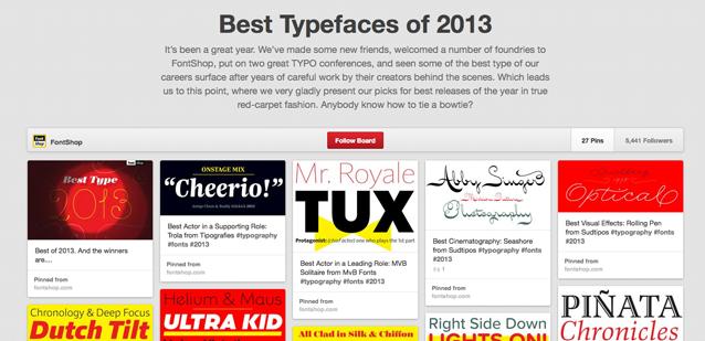 Pinterested: Best of 2013
