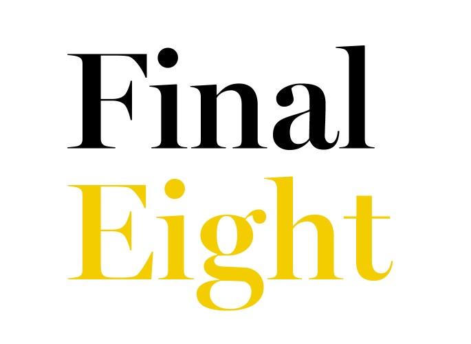 Final Eight banner