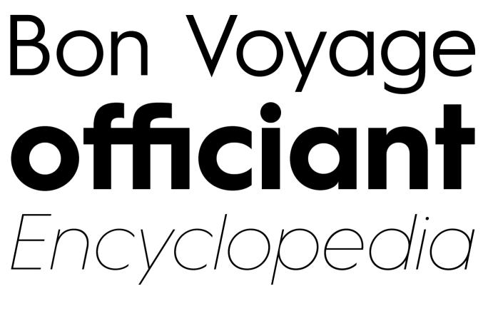 New Fonts 2014 Week 4 _2014 Week 9 - Hurme Geometric Sans