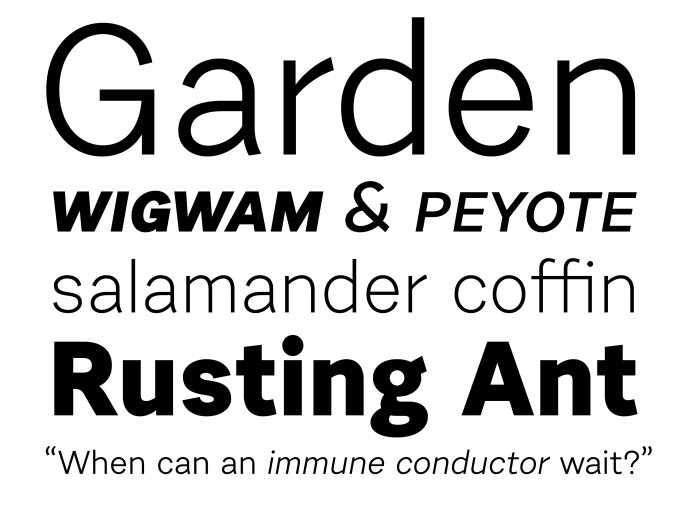 newfonts105_Urban Grotesk