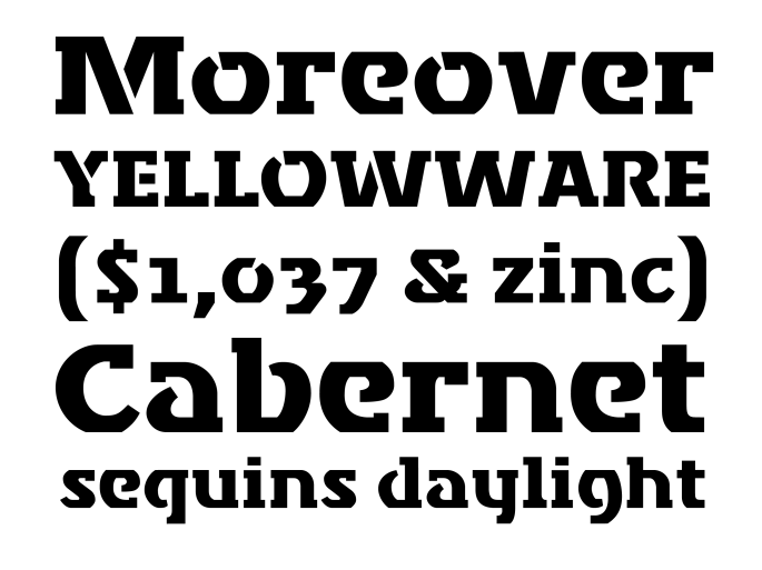 newfonts107_Slope Slab