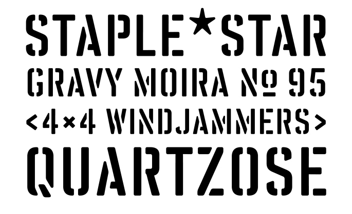 newfonts109_Vtg Stencil UK no. 76
